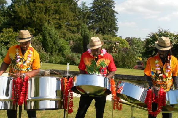 One steel band for hire
