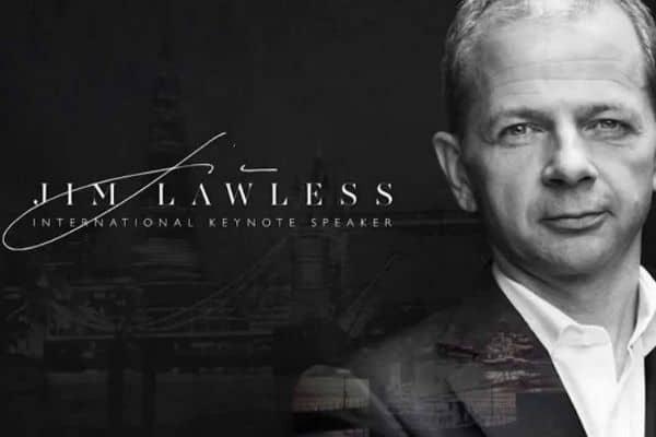 Jim Lawless Motivational Speaker