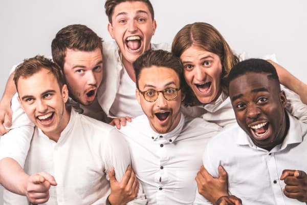 Sons of pitches vocal group for hire
