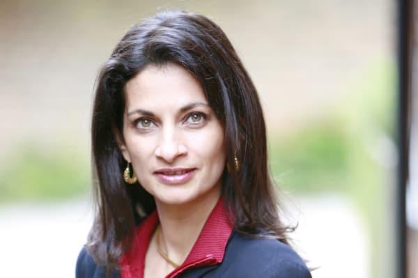 Nisha Pillai speaker